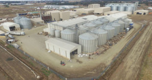 Unormak opens corn processing plant in South Africa