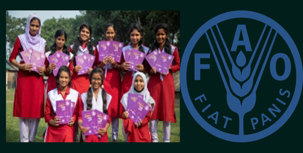 FAO launches Nutrition Challenge Badge on Universal Children's Day