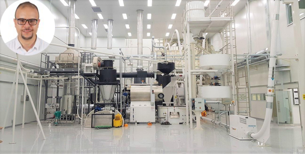 Short feature on Bühler Coffee processing solutions