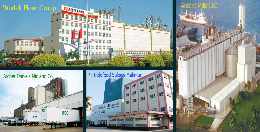 Top 10 flour mills in the world