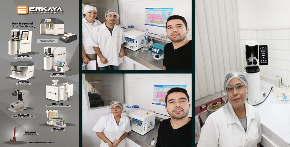 Caption news on Erkaya's another successful installation in Mexico
