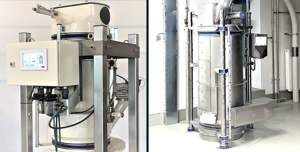 Operationalization of the digital strategy with control retrofits for weighing systems in the milling industries