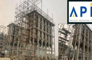 APIT's prestigious project in Nigeria