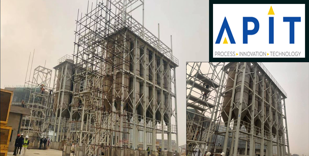 APIT's prestigious project in Nigeria