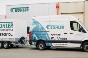 Bühler Solutions: Engineering Customer Success