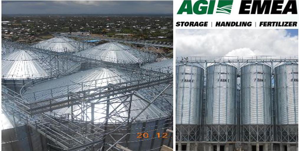 Caption news on AGI EMEA solution & support