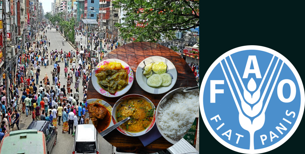 Urban poor in Dhaka spend up to half their income on food