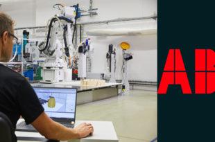RobotStudio enables 3D printing capabilities on ABB robots