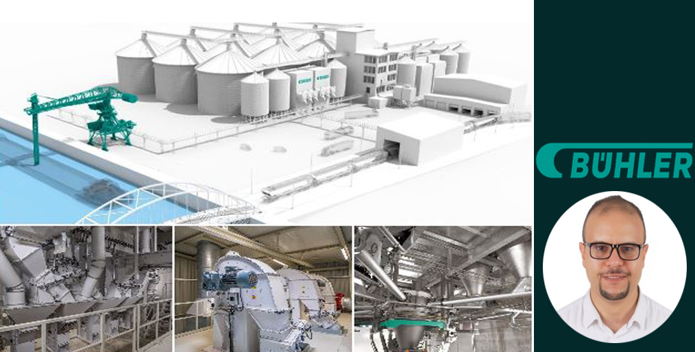 A short feature on Bühler Grain Conveying Solutions