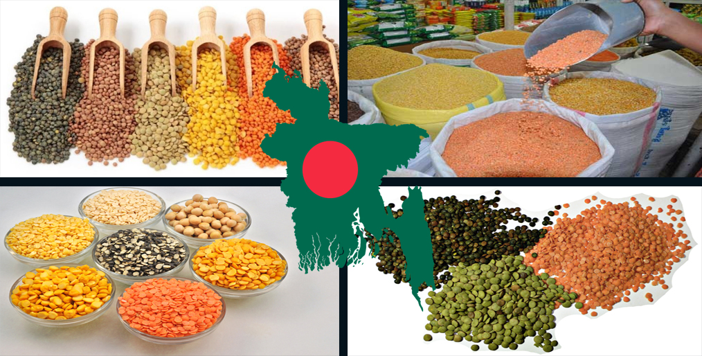 Pulses of Bangladesh are very important cereals