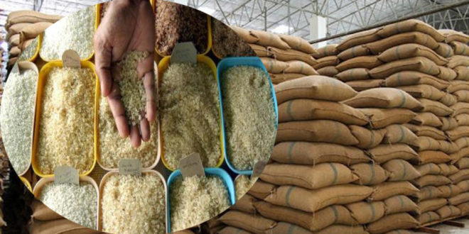 Indian rice exports postponed due to supply chain disruptions