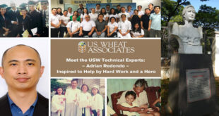 Meet the USW Technical Experts Adrian Redondo : Inspired to Help by Hard Work and a Hero