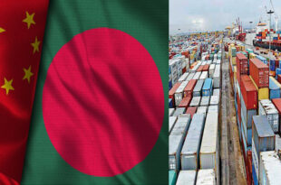 Bangladesh is getting 97% export duty free facility in Chinese market