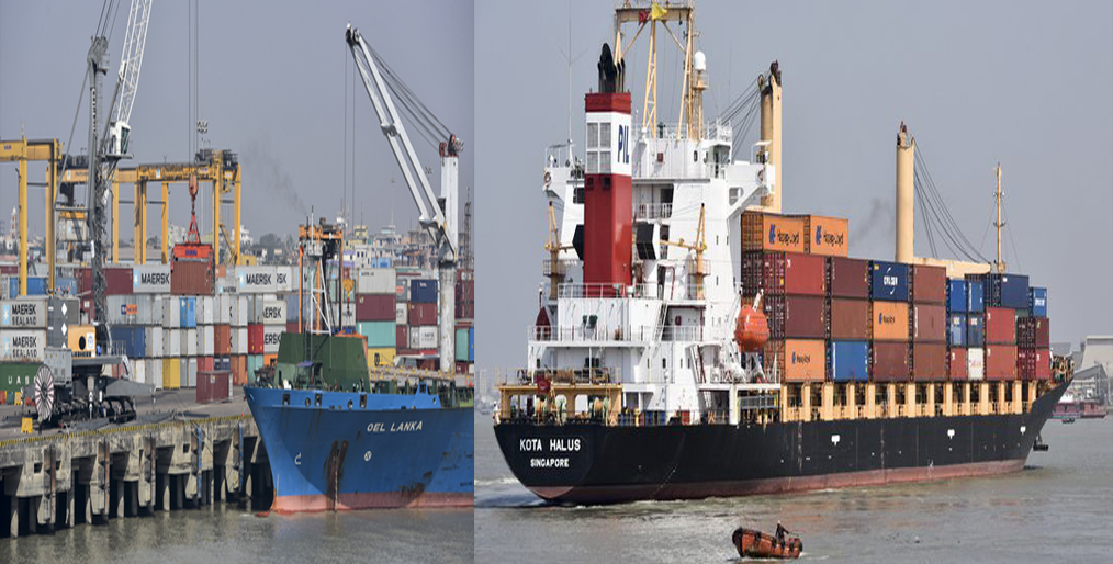 Exports fell by Tk. 20,000 crore in May