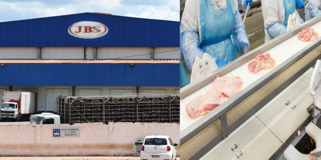 JBS plant in Brazil allowed to reopen