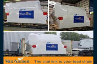 Caption news on Van Aarsen Int'l MultiMix Paddle Mixers
