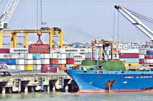 Six-step improvement of Chittagong port