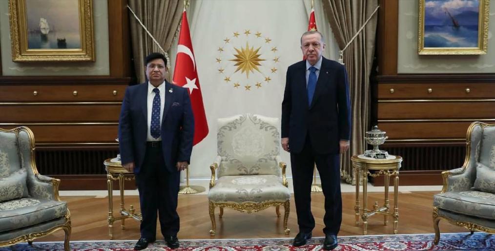 Erdogan will visit Dhaka early next year