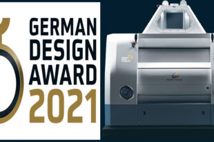 Henry Simon added another successto its leading position in milling technologies with Henry Simon Roller Mill (HSRM)at the German Design Award 2021.