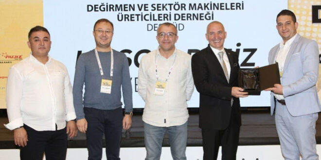 Caption news on Bastak Instruments in the MILLING MACHINERY MANUFACTURER ASSOCIATION | DESMUD annual meeting and seminars in turkey