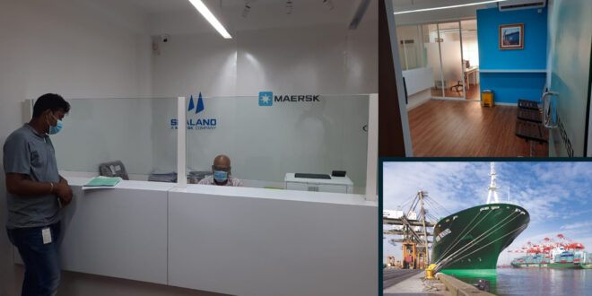 Maersk Bangladesh started operations from its new office in Mongla to serve customers better