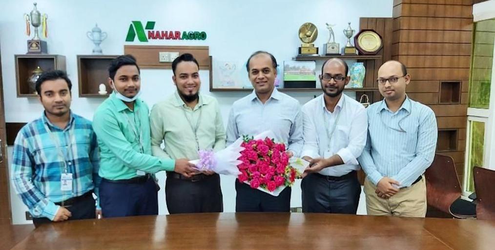 Managing Director of Nahar Agro Group Mr. Md. Rakibur Rahman Tutul has elected again the President of Breeders Association of Bangladesh