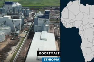 Caption news on Boortmalt project in Ethiopia