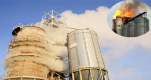 FEATURE ON PREVENTING DUST EXPLOSION IN GRAIN TERMINALS