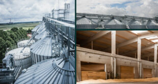 Short feature on Behler Grain Storage solutions: All tailored to your own needs