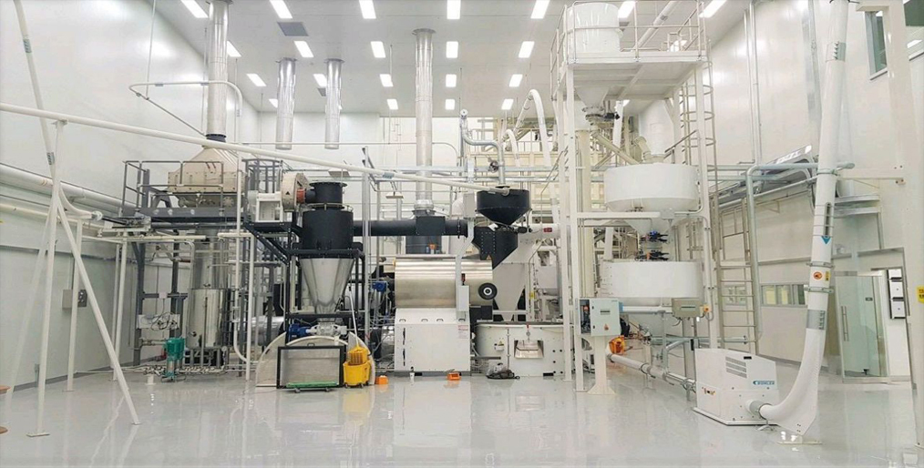 Take a look at Bühler Coffee processing solutions