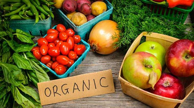 Organic food does not contain any chemicals, so organic food is health protection