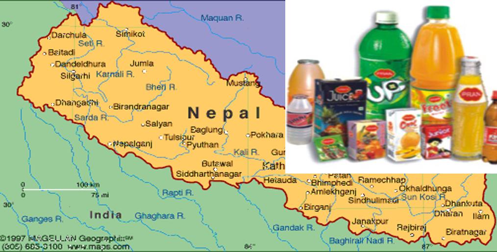 Export of goods to Nepal: The potential is huge, big barrier tariffs