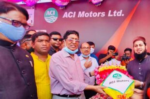 Agricultural technology exhibition fair was held in Dinajpur