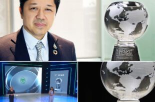 """Charoen Pokphand Group represented by CEO Suphachai Chearavanont, received the """"World's Most Ethical Companies 2021"""" award"""