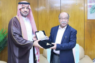 Saudi Arabia's investment in five sectors has already been finalized in Bangladesh: Industries Minister
