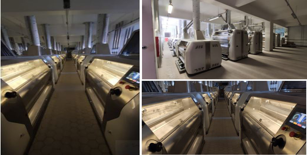 Ana Milling Systems and Technology's 1000 TPD project is being installed in Gaziantep, Turkey