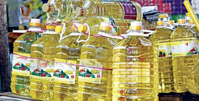 4 percent advance tax on imported soybean and palm oil has been withdrawn