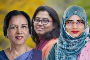 3 Bangladeshi women in the list of 100 scientists in Asia