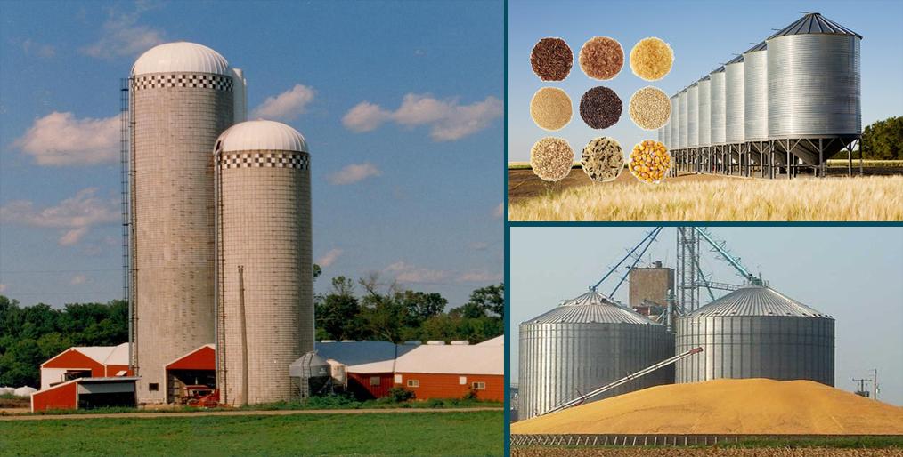 About Grain Silos Management and How Do Grain Silos Work?