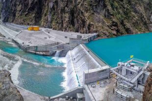 Nepal's PM inaugurated the 456 MW Upper Tamakoshi project, which is a national pride of Nepal