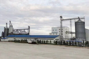A 1,000tpd rapeseed crushing plant supplied by Myande Group was successfully put into production in Aiju Group Kazakhstan Industrial Park