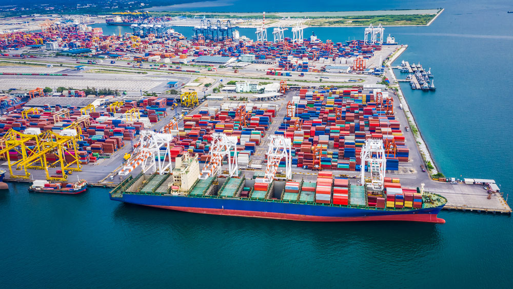 Initiative of Chittagong Port to solve the export container crisis