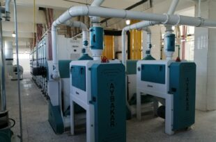 Aybakar proudly announced the commissioning of 500 TPD flour plants in Iraq