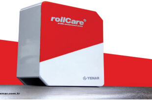 A feature about RollCare Profile Measurement Device in the milling process