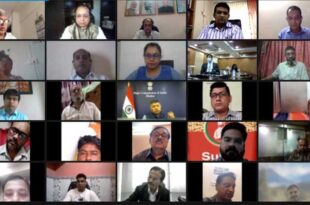 A virtual conference of APEDA, Bangladesh Fresh Fruit Importers Association and India-Bangladesh Chamber of Commerce and Industry was held
