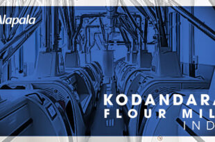 Renovation of Kodandaram with new process design and equipment to increase productivity