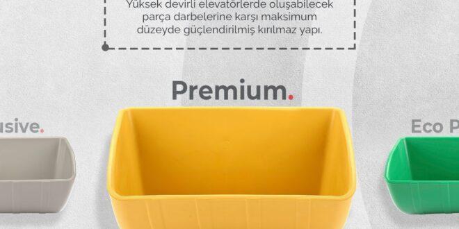 Caption news on Premium elevator buckets