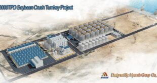 Myande Undertakes 6,000TPD Soybean Crushing Project