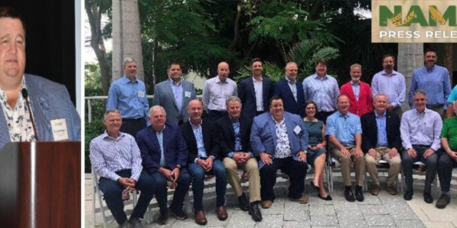 Milling Industry Reconnects at NAMA Annual Meeting, Plans For Future